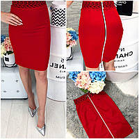 Стильная юбка    (размеры 42-48) 0083-70