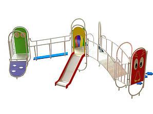 Детский комплекс Лондон Kidigo (11-80.3/3-6)