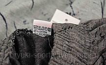 Шорты мужские трикотажные с молниями на карманах М - 5XL ( Венгрия ), фото 3