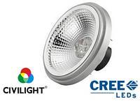 Светодиодная лампа 12В, 11W, 550lm, 3000K
