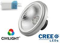 Светодиодная лампа 220-240V, 17W, non-dimmable, 700lm, 2700K, 36°
