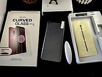 5D full glue защитное стекло для Samsung Galaxy S9 Plus G965F с ультрафиолетовым клеем (полная проклейка)