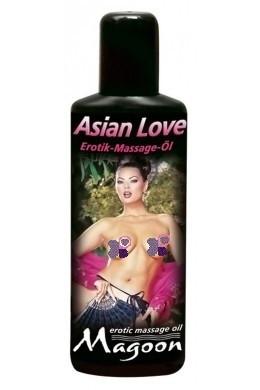 Массажное масло MAGOON азиатская любовь 100 мл