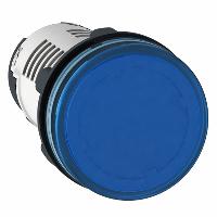XB7EV06MP Сигнальная лампа 22мм 230В синяя Schneider Electric