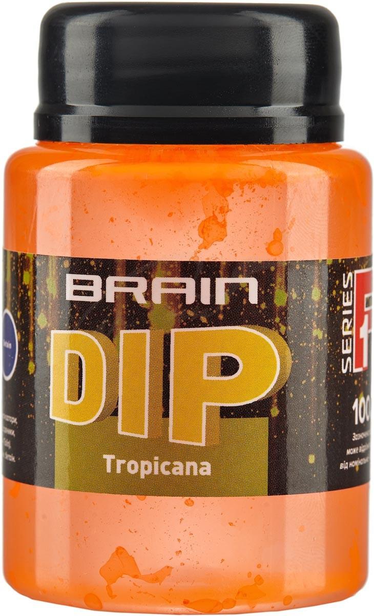 Дип для бойлов Brain F1 Tropicana (манго) 100ml
