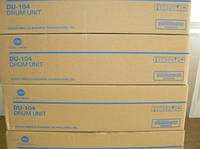 DU-104, фотобарабан,  Drum Unit,  Konica Minolta Bizhub C6000 C7000