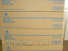 DU-104, фотобарабан, Drum Unit, Konica Minolta Bizhub C6000 C7000, du104, A2VG0Y0