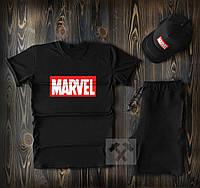 Летний костюм Marvel (Premium-class) комплект 3 в 1