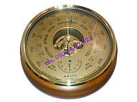 Барометр бытовой БТКСН-8 (шлифованное золото)