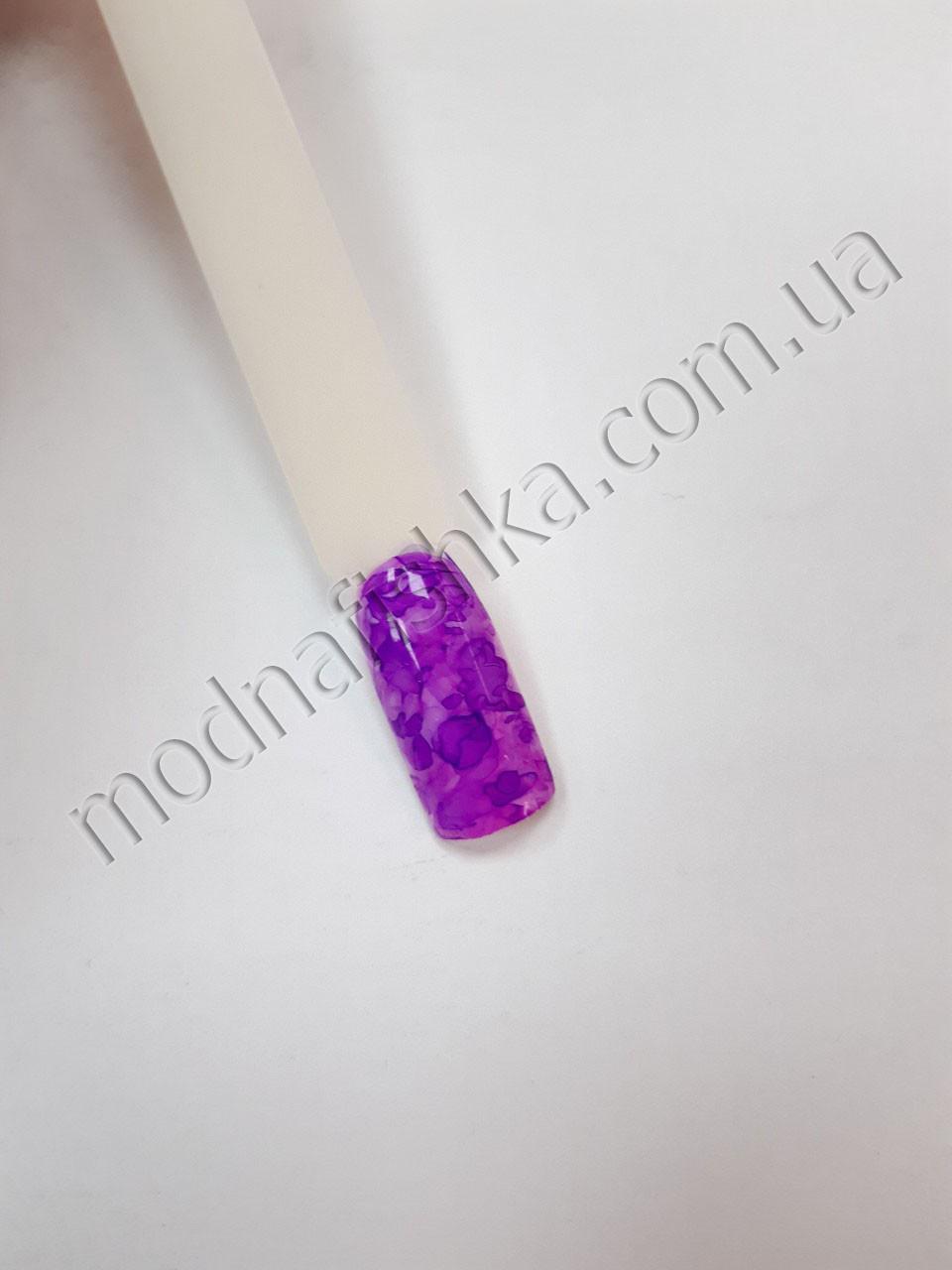 Жидкость для создания акварельной росписи на ногтях Master Professional BLOOMING Aqua 12 мл №003