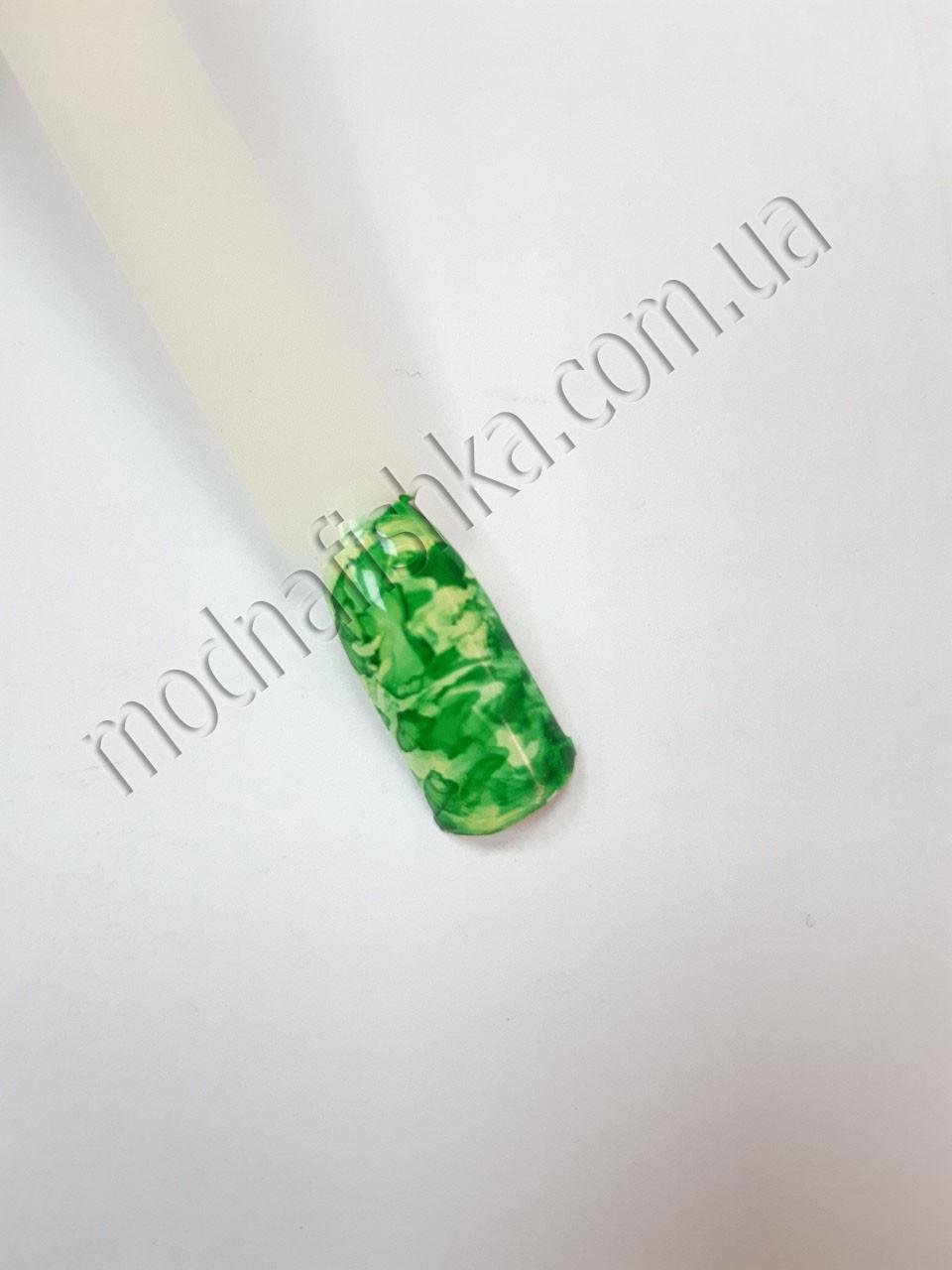 Жидкость для создания акварельной росписи на ногтях Master Professional BLOOMING Aqua 12 мл №006