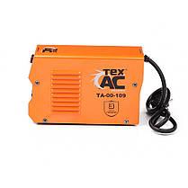 Сварочный аппарат инвертор сварка Tex.AC ТА-00-109 Техас, фото 2