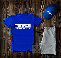 Летний костюм Hollister (Premium-class) комплект 3 в 1