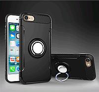 Противоударный бампер с магнитом и кольцом для Iphone 6/6s