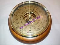 Барометр бытовой БТКСН-14 (шлифованное золото)