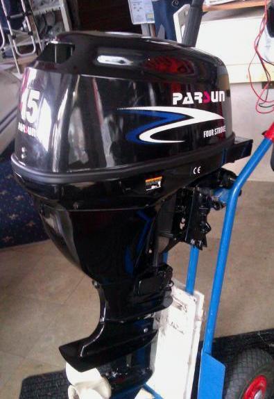 Лодочный мотор Parsun F15BMS