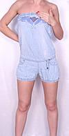Женский комбинезон с шортами