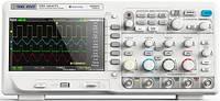Осциллограф цифровой запоминающий Siglent SDS1104CFL (полоса пропускания: 100МГц., каналов 4)