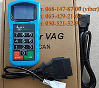 Изменение пробега Super VAG K+CAN Plus 2.0 диагностика авто
