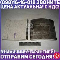 ⭐⭐⭐⭐⭐ Накладка тормоза ИКАРУС,ЛАЗ,ЛИАЗ (производство  Фритекс)  018-01-3341-013Я1