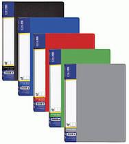Папка пластиковая Economix A4 10 файлов 30601