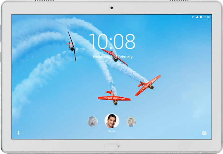 Планшет Lenovo TAB P10 4/64GB WIFI WHITE