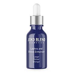 Масло для ресниц и бровей Joko Blend Lashes And Brows Enhans