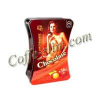 Шоколадные конфеты для похудения.
