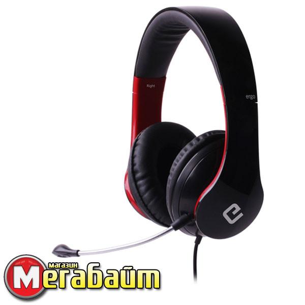 Гарнитура ERGO VM-390 Red