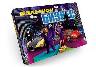 Экономическая игра Danko Toys Большой бизнес (Рус) (DT G1 R)