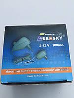 Блок питания телевизионной антенны Eurosky 2-12V