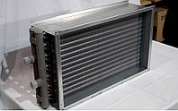 Нагреватель водяной прямоугольный НКВ 500-250-2