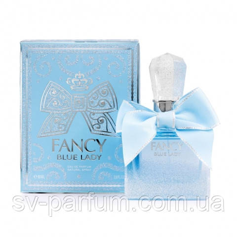 Парфюмированная вода женская Fancy Blue Lady 85ml