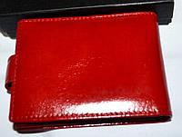 Женская красная визитница Hassion 10,5*8 см