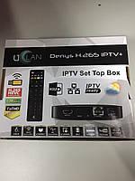 UCLAN Denys H.265 IPTV+.