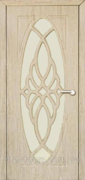Двери межкомнатные Неман Орхидея