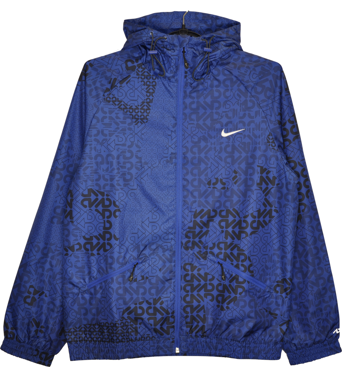 Легкая летняя мужская ветровка Nike (синий).