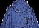 Легкая летняя мужская ветровка Nike (синий)., фото 6