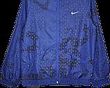 Легкая летняя мужская ветровка Nike (синий)., фото 4