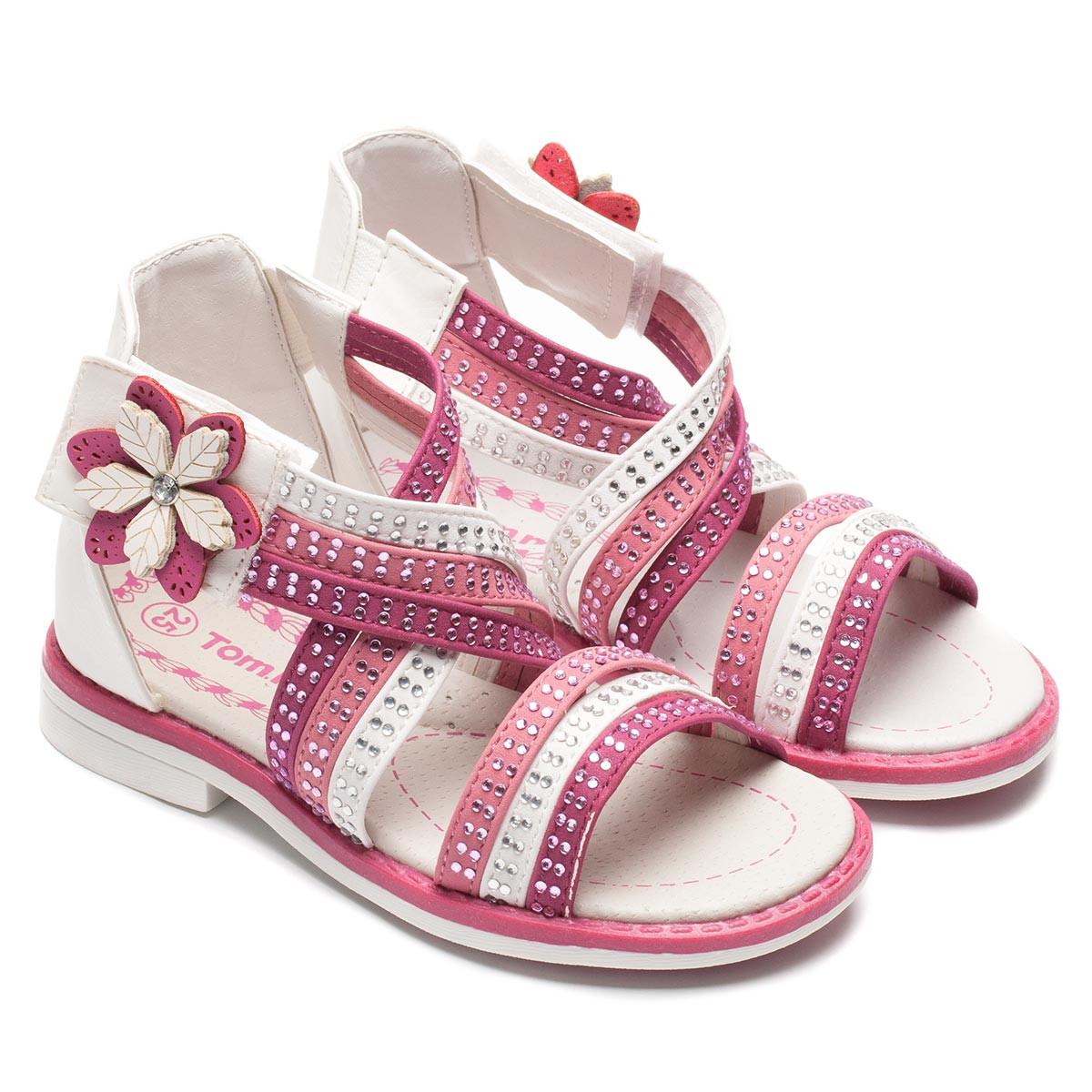 Сандалики для девочки, размер 25-30 Подробнее: http://ortopedic.com.ua/p97432055-sandaliki-dlya-devochki.html