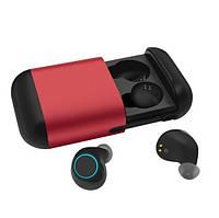 Стерео гарнитура Bluetooth TWS S7 с кейсом Power Bank