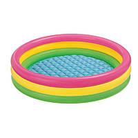 """Детский надувной бассейн Intex """"Рассвет"""" 61х22 см"""