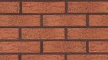 Цегла облицювальна СБК Короїд кавовий з темним декором, фото 2