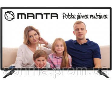 Телевизор MANTA 40LUA58K (4K)