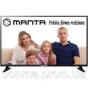 Телевизор MANTA 43LUS68L(ANDROID)