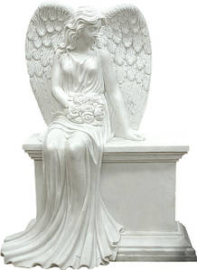 Памятники Ангелы