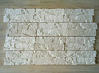"""Декоративный камень """"Скала"""" гипсовый, угловой/рядовой, 0,5 кв.м/уп., фото 1"""