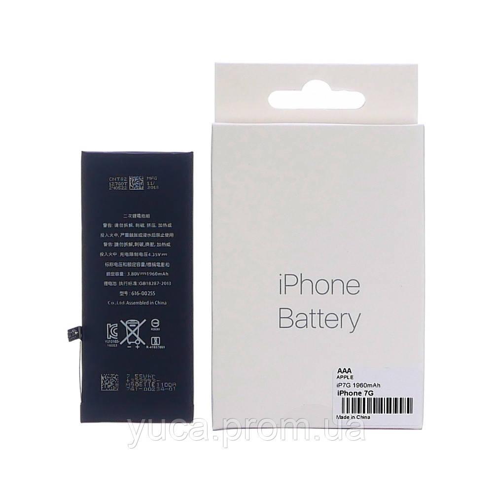 Аккумулятор для APPLE iPhone 7 копия ААА