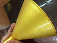 Краска золотой металлик для мебели, дерева, МДФ, металла