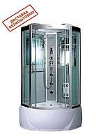 Гідробокс Badico G978 90х90х215 (Сіра цегла)